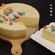 #美食视频挑战赛#小白都会的-榴莲慕斯蛋糕