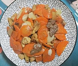 有灵魂的炒胡萝卜,你没想到的下饭感的做法