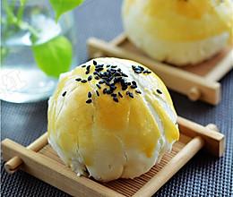 苏式蛋黄酥月饼的做法