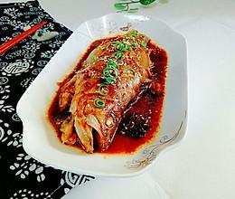 红烧鲈鱼的做法
