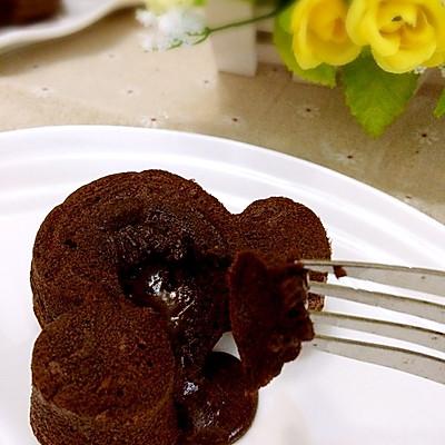 巧克力熔岩蛋糕(零失败的详细步骤分解版)