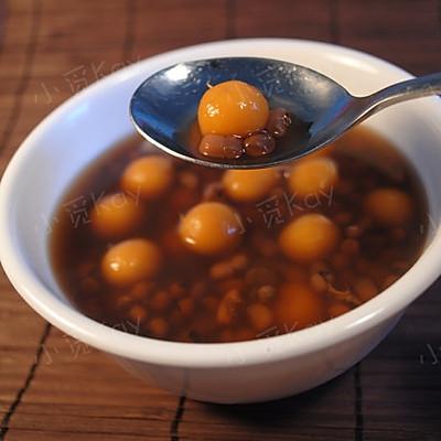 红薯小丸子甜汤
