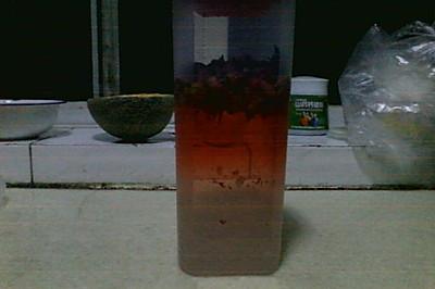 美容养颜瘦身的自制玫瑰醋