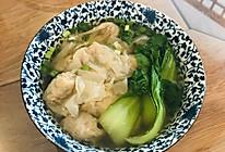 像馄饨而不是馄饨的福州小吃:肉燕的做法