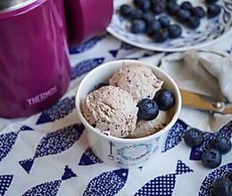 蓝莓奶酪冰淇淋的做法