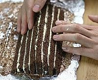 屋顶蛋糕的做法图解8