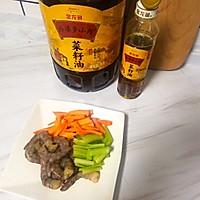 #福气年夜菜#虾仁时蔬的做法图解1