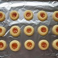 烤箱试用之草莓酱小西饼#九阳烘焙剧场#的做法图解15