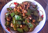 辣椒炒鸡丁的做法