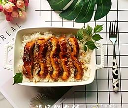 #新年开运菜,好事自然来#自制蒲烧鳗鱼饭的做法