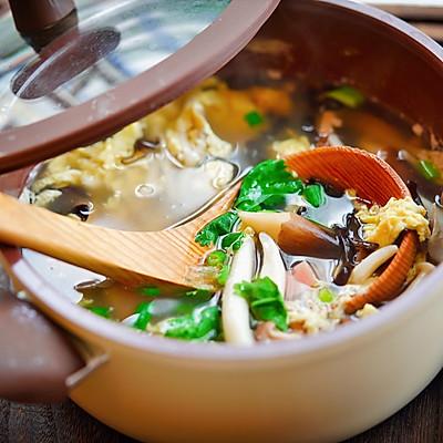 消脂瘦身雜菇湯