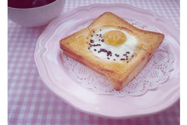 太阳面包的做法