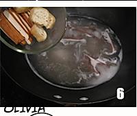 鸭血粉丝汤的做法图解6