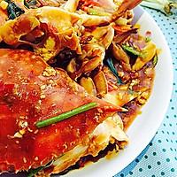 香辣酱炒螃蟹(超详细步骤)的做法图解17