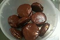 巧克力夹心蛋糕的做法