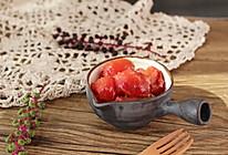 秋日小食--炒红果的做法