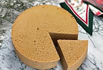 6寸咖啡戚风蛋糕(附超级详细戚风蛋糕成功细节8条贴士)的做法