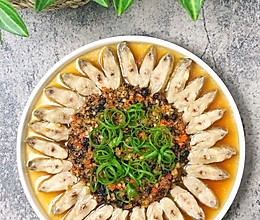 #新春美味菜肴#年年有鱼蒜蓉豆豉蒸带鱼的做法
