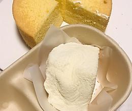 日式冰乳酪戚风的做法