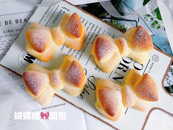 超详细巨简单❗️零难度蝴蝶结面包