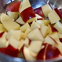 健康食谱|苹果酸奶土豆色拉,清爽美味#硬核菜谱制作人#的做法图解4