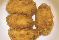 香酥炸鸡翅 无需炸鸡粉和面包糠的做法