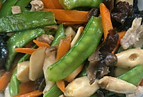 五色营养菜的做法