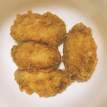 香酥炸鸡翅 无需炸鸡粉和面包糠