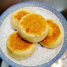 韭菜小肉饼
