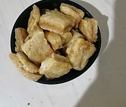 休闲小零食:吐司裹蛋的做法