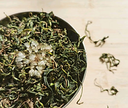 野生蒲公英茶的做法