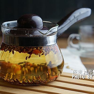 莜麦粒养生茶