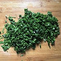 韭菜鸡蛋豆腐皮包的做法图解2
