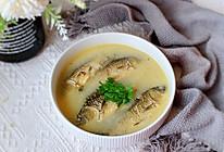 #我们约饭吧#清炖鲫鱼汤的做法
