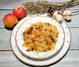 #美食新势力#吃到最正宗的新疆羊肉抓饭的做法