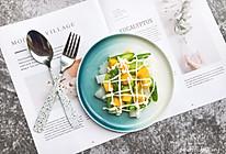 #餐桌上的春日限定#肠粉芦筍沙拉的做法