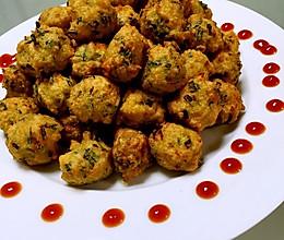 豆腐炸丸子的做法
