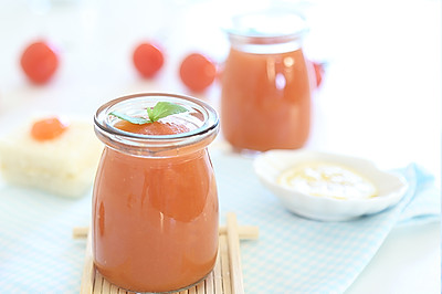 自制番茄酱 宝宝辅食微课堂