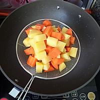 ——咖喱土豆鸡丁#12道锋味复刻#的做法图解7
