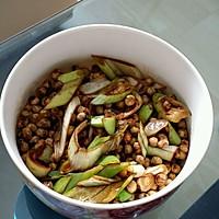 家常盐豆(黄豆)(酱油黄豆)