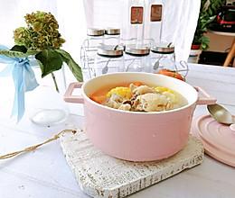 #秋天怎么吃#玉米胡萝卜马蹄老鸡汤的做法