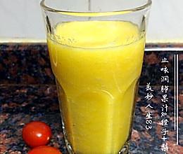 止咳润肺果汁(橙子+梨子)的做法