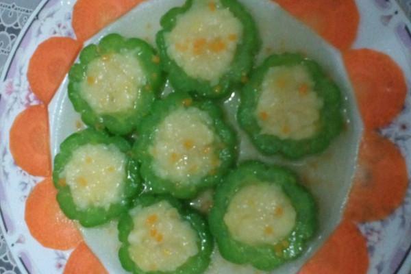 苦瓜土豆饼的做法