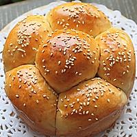 记录我迷恋的面包---『花冠面包』