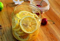 糖渍蜂蜜柠檬的做法