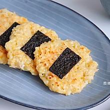 海苔蛋酥锅巴 | 香脆可口 | 剩米饭的华丽变身