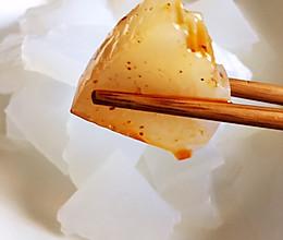 豌豆凉粉的做法