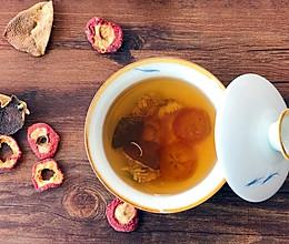 山楂陈皮菊花茶-减肥茶疗的做法