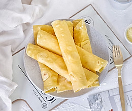 玉米粉墨西哥卷饼胚的做法