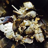 吃蟹正当时-辣炒螃蟹#我要上首页挑战家常菜#的做法图解1